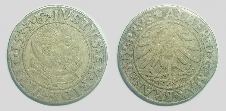Albrecht porosz garas (Brandenburgi Albert)
