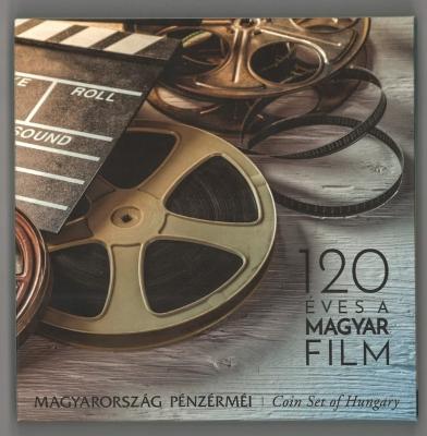 2021 Forgalmi sor - 120 éves a magyar film