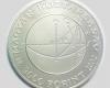 2002 Bolyai János 3000 forint