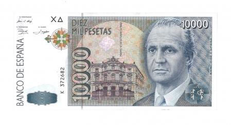 1992 10000 pesetas