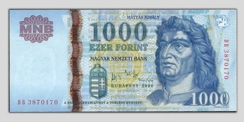2006 1000 forint DB