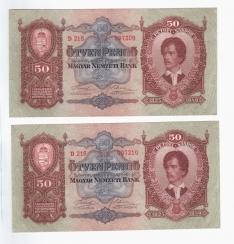 1932 50 pengő