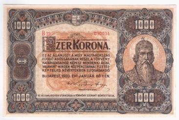 1920 1000 korona