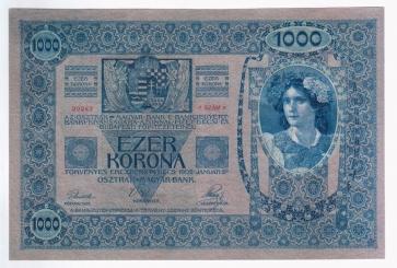 1902 1000 korona