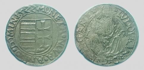1522 II Lajos garas