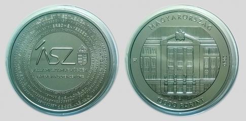 2020 Állami Számvevőszék 10000 forint