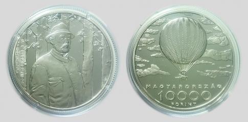 2020 Szinyei Merse Pál 10000 forint