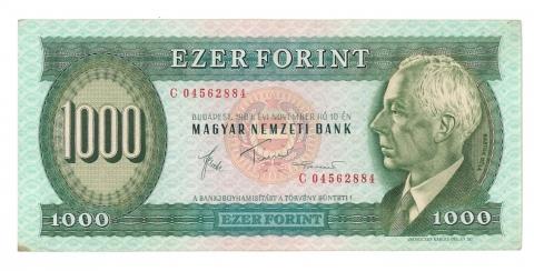 1983 1000 forint