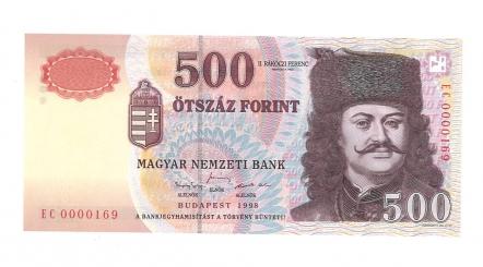 1998 500 forint