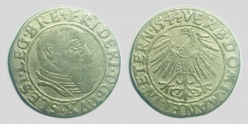 1544 II Friedrich garas