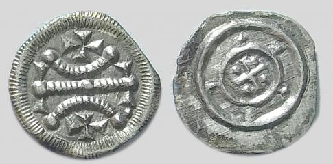 II Béla denar