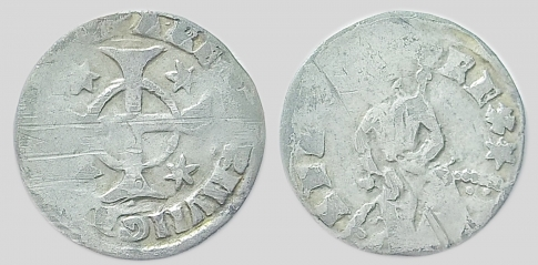 IV Béla denar