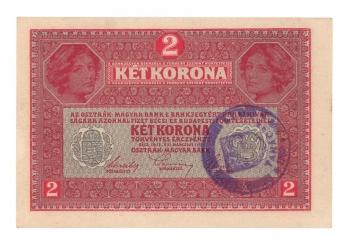 1917 2 korona