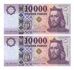 2015 10000 forint