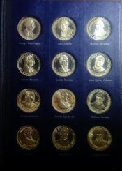 Treasury of presidential commemorative medals
